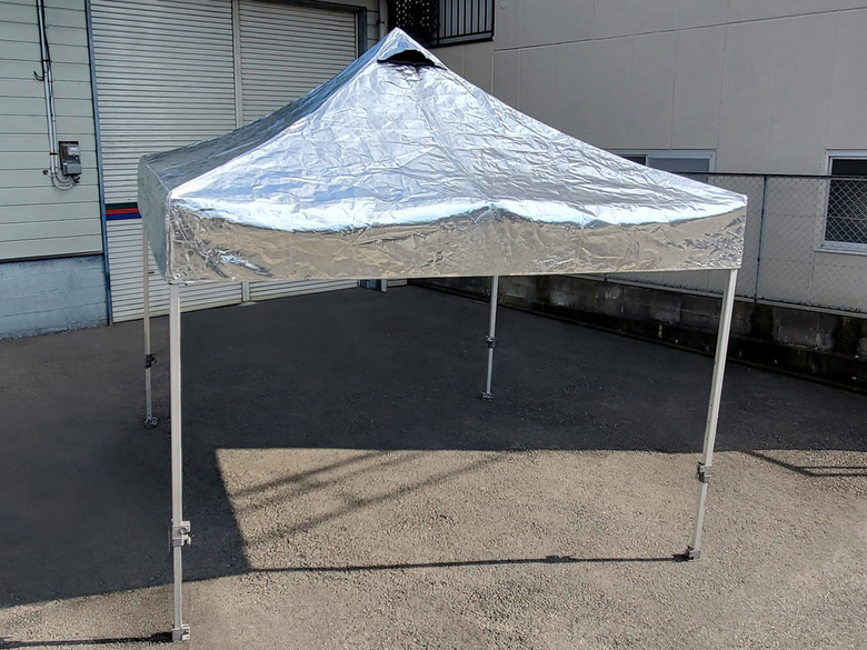 Thermal barrier Tent